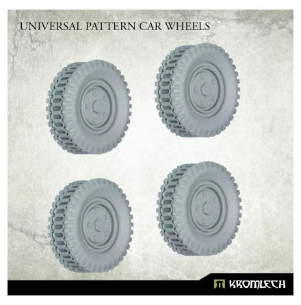 Universal Pattern Car Wheels