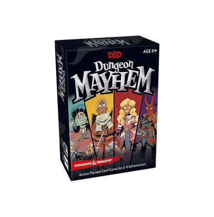 D&D 5th Ed. Dungeon Mayhem