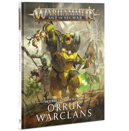 BATTLETOME: ORRUK WARCLANS (ENG 2019 OLD)