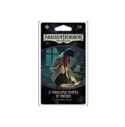 Arkham Horror The Card Game: A Thousand Shapes of Horror