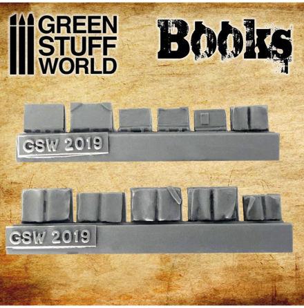 Resin Books
