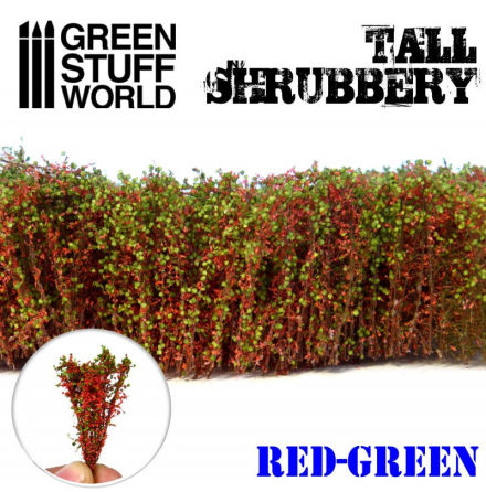 Tall Shrubbery - Red Green