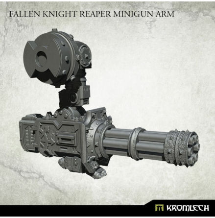 Fallen Knight Reaper Minigun Arm