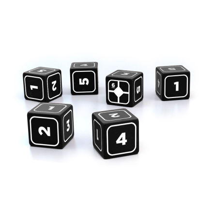 ALIEN RPG Base Dice Set