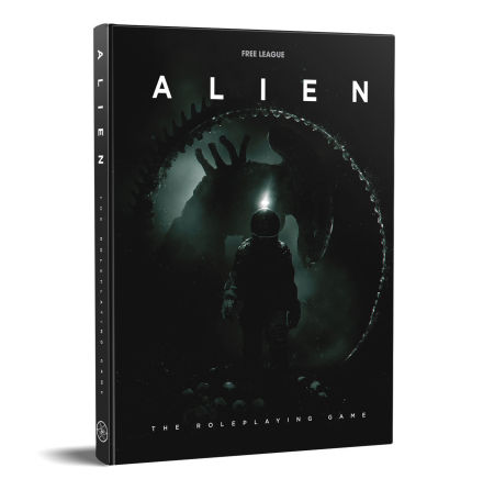 ALIEN RPG: The Basic Game
