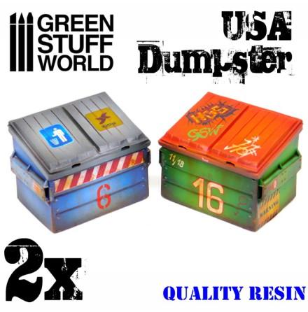 USA Dumpster