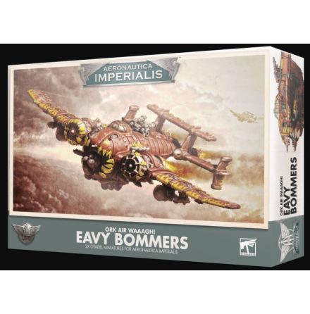 AERONAUTICA IMPERIALIS: ORK EAVY BOMMERZ