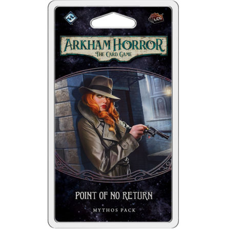 Arkham Horror The Card Game: Point of No Return