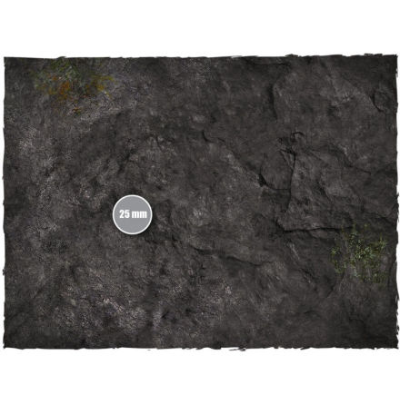 DeepCut Game mat – Cave (6x4 foot)