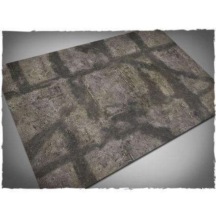 DeepCut Game mat – Gothic Ruins (6x4 foot)