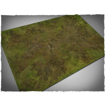 Game mat – Muddy Field (6x4 foot)