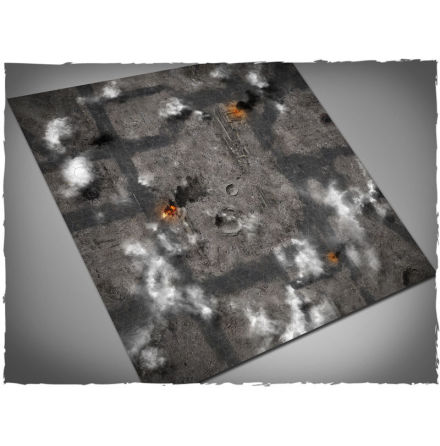 DeepCut Game mat – Scorched Sky (6x4 foot)
