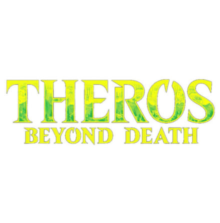 Magic Theros Beyond Death Theme Booster