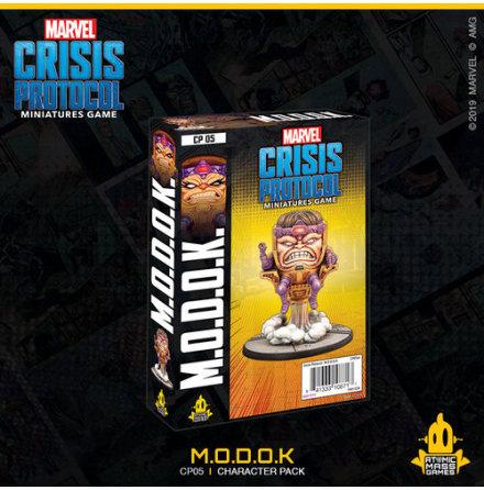 Marvel Crisis MODOK