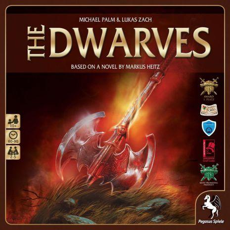 The Dwarves Base Game (EN)