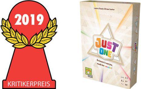 Just One (Spiel des Jahres 2019, Svenska regler)