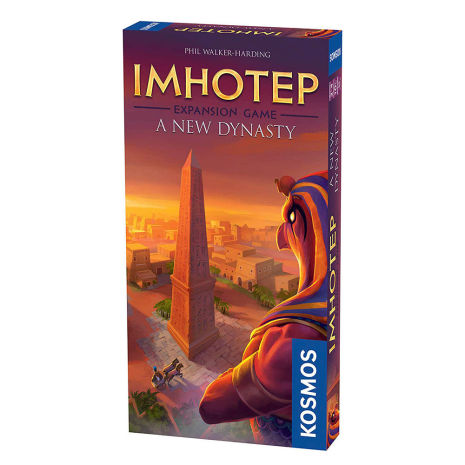 Imhotep: A New Dynasty (ENG)
