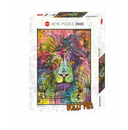 Lions Heart Standard 2000 pieces