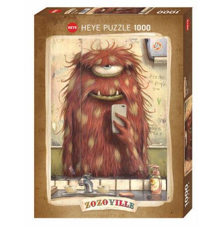 Zozoville Selfie Standard 1000 pieces