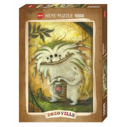 Zozoville Veggie Standard 1000 pieces