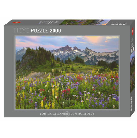 Tatoosh Mountains Standard 2000 pieces