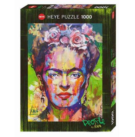 Frida, Voka Standard 1000 pieces