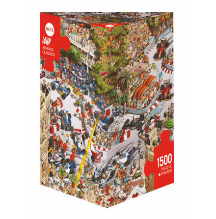 Monaco Classics, Loup 1500 pieces Triangular