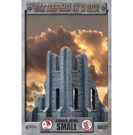 Battlefield in a Box: Small Corner Ruins
