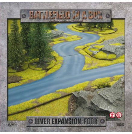 Battlefields - River Fork (10-35 mm skala)