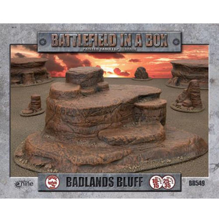 Badlands Bluff