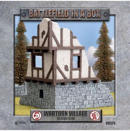 Wartorn Village - Medium Ruin