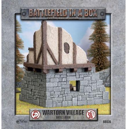 Wartorn Village - Small Ruin
