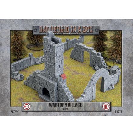 Wartorn Village - Ruins