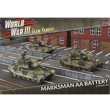 Chieftain Marksman AA Battery (x3)
