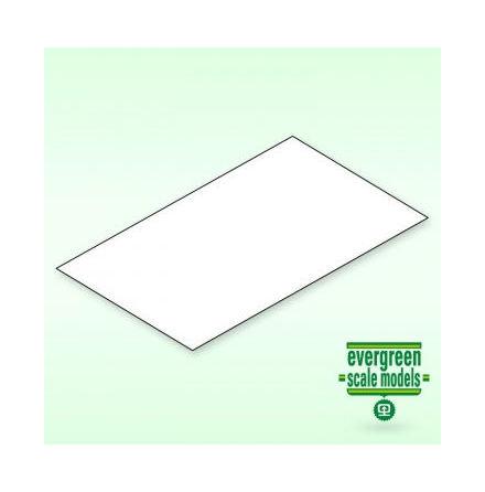 PLASTICARD Skiva 2.5x150x300 mm vit (1)