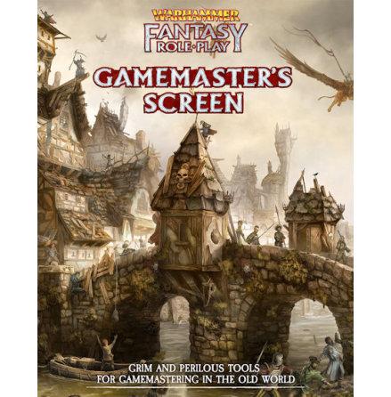 Warhammer Fantasy RPG: GM Screen (release april 2020)