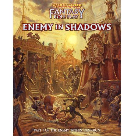 Warhammer Fantasy RPG: Enemy in Shadows (release april 2020)