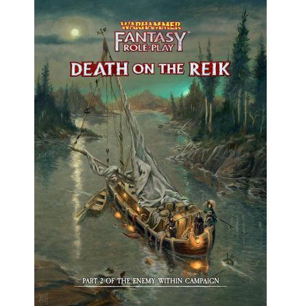 Warhammer Fantasy RPG: Death on the Reik (release maj 2020)