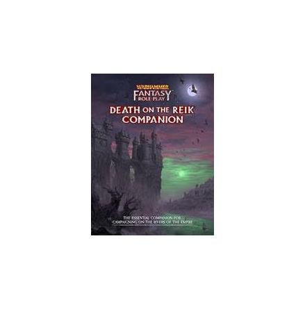 Warhammer Fantasy RPG: Death on the Reik Companion (release maj 2020)