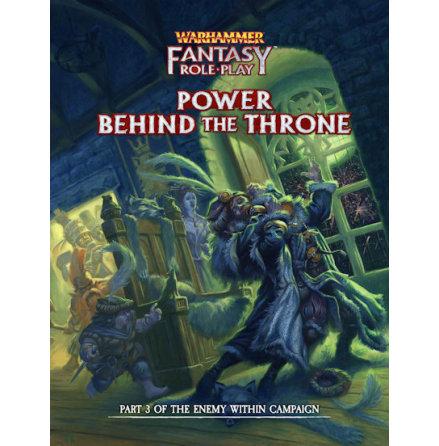 Warhammer Fantasy RPG: Power Behind the Throne (release juli 2020)