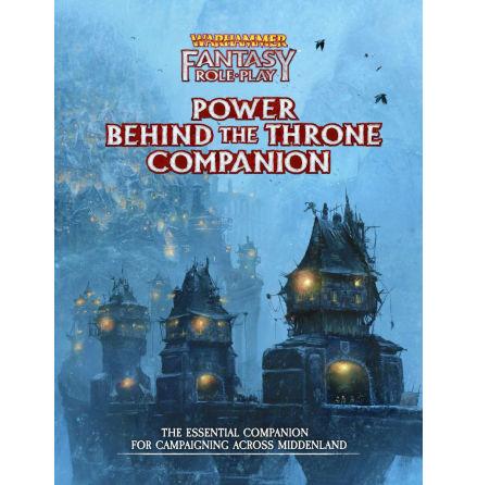 Warhammer Fantasy RPG: Power Behind the Throne Companion (release juli 2020)