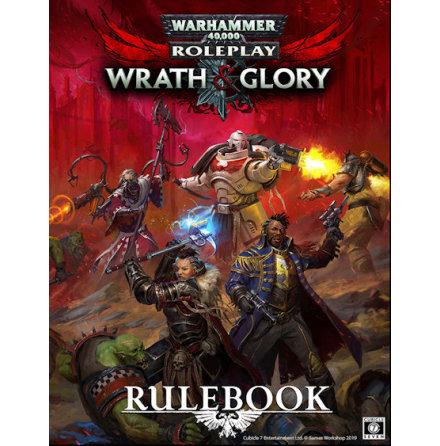 Warhammer 40K RPG Wrath & Glory (release april 2020)