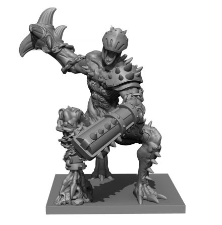 Abyssal Dwarf Grotesque Champion (release Mars 2020)