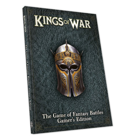 Kings of War 3rd Edition Gamers Edition (release Januari 2020)