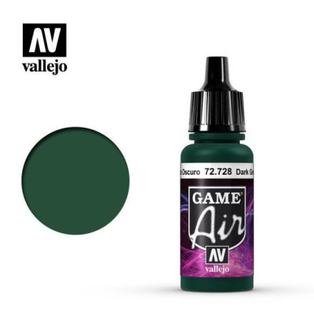 DARK GREEN (VALLEJO GAME AIR)