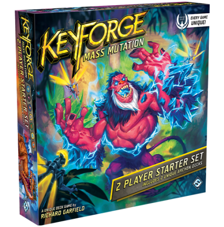 KeyForge Mass Mutation Two Player Starter  (Juli 2020)
