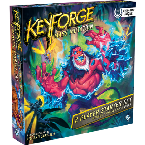 KeyForge Mass Mutation Two Player Starter (MAJ 2020)