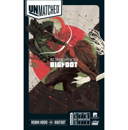 Unmatched Robin Hood VS. Bigfoot