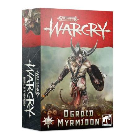 WARCRY: OGROID MYRMIDON