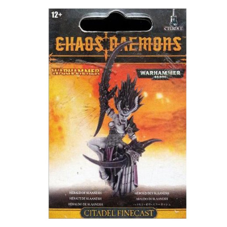 DAEMONS OF SLAANESH: HERALD OF SLAANESH (Finecast)